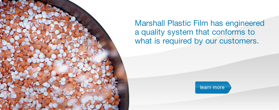 Marshall Plastic Film